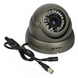 Kamera wandaloodporna v-cam 450 (600 TVL, Sony Super HAD II CCD, 0.01 lx, 2.8-12mm, OSD, IR do 30m)