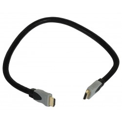 Przewód HDMI 0,5m 28AWG v1.4 High Speed Cable with Ethernet
